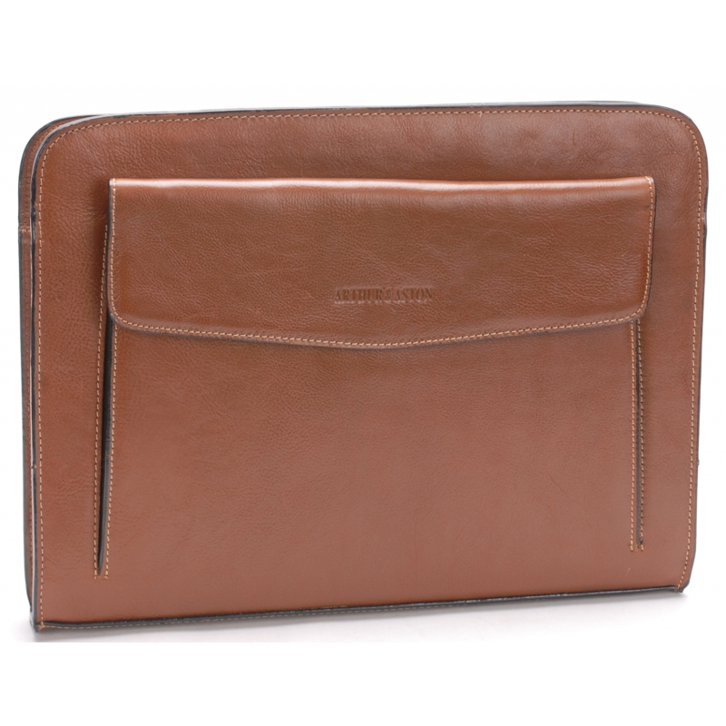 Porte documents grand mod le cuir la boutique arthur aston - Porte document arthur et aston femme ...