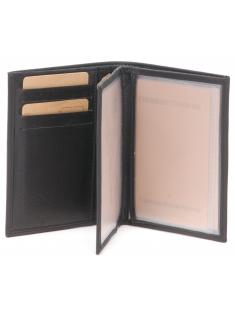 Porte-papiers et cartes cuir vachette gras