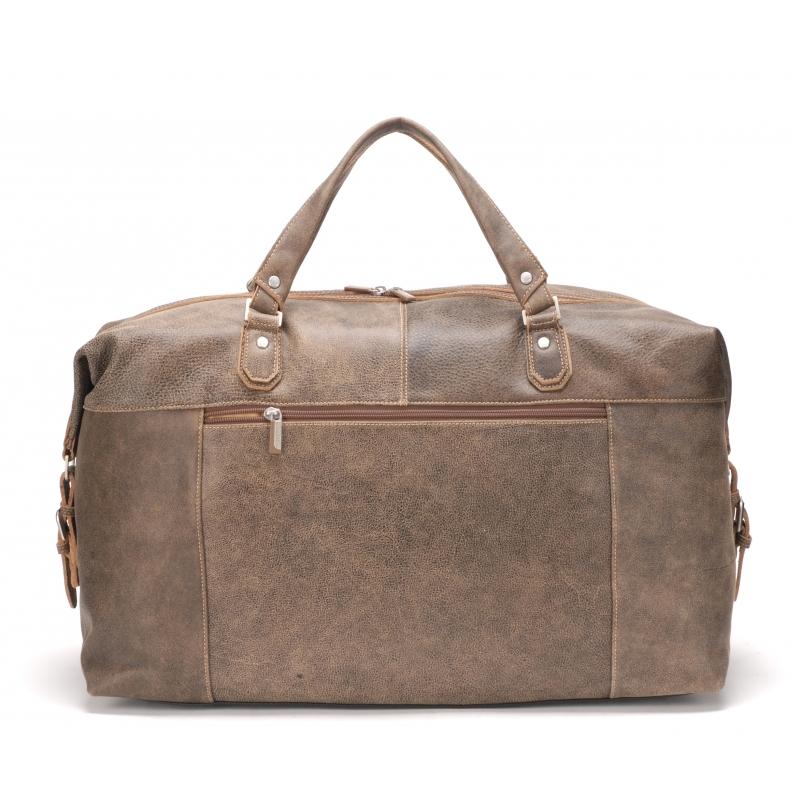 sac de voyage petit mod le cuir destroy la boutique arthur aston. Black Bedroom Furniture Sets. Home Design Ideas