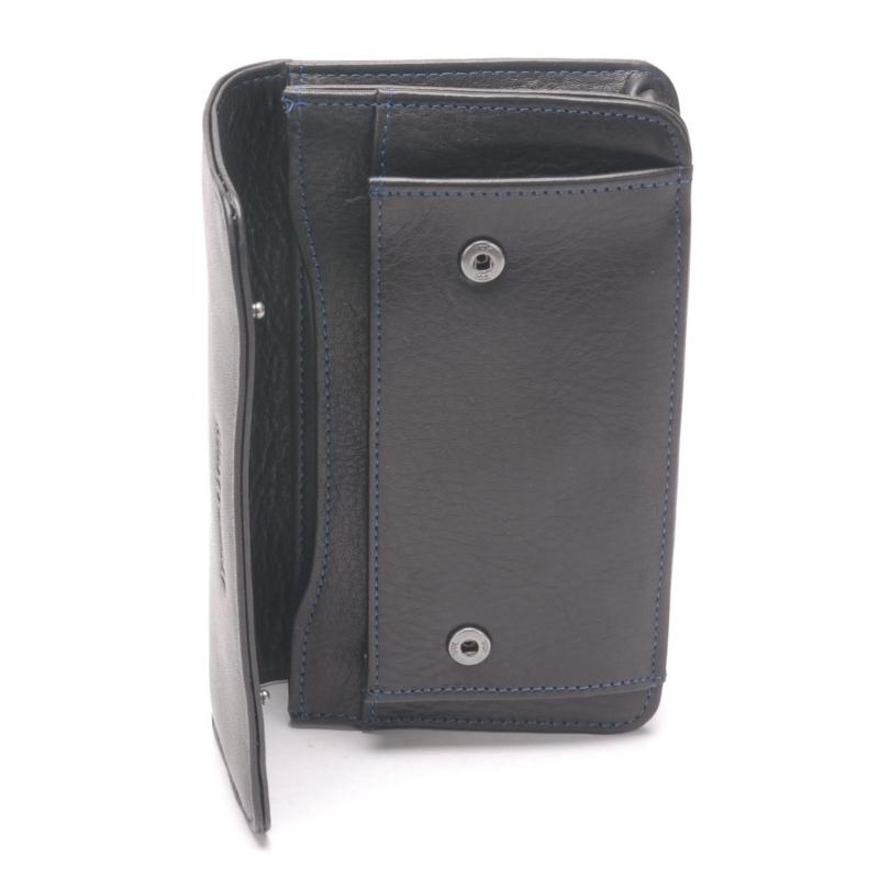 ... Pochette ceinture cuir vachette plongé et doublure polyester ... b0f62658a36