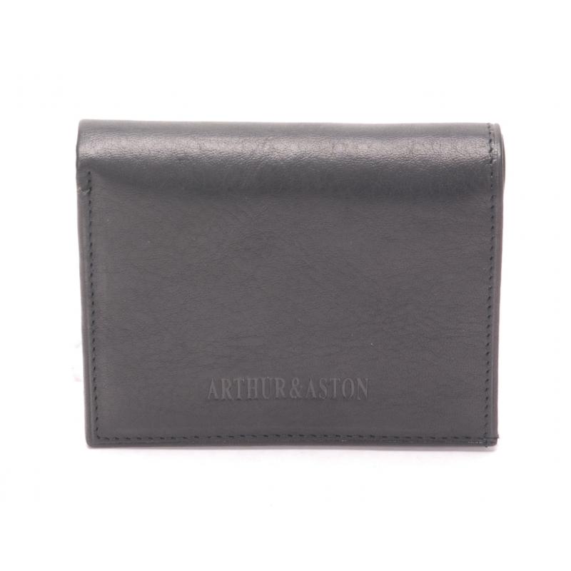 f8547b7c6ce Porte-monnaie et cartes cuir plongé - La boutique Arthur Aston