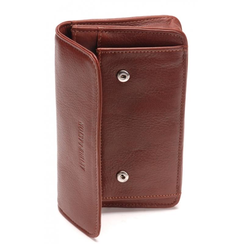 ... Pochette ceinture cuir vachette plongé et doublure polyester 6aef4178eab