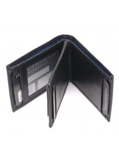 Porte-cartes italien cuir plongé