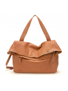 Sac Epaule Ashley Cuir Naturel