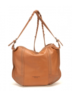 Sac Travers Ashley Cuir Naturel