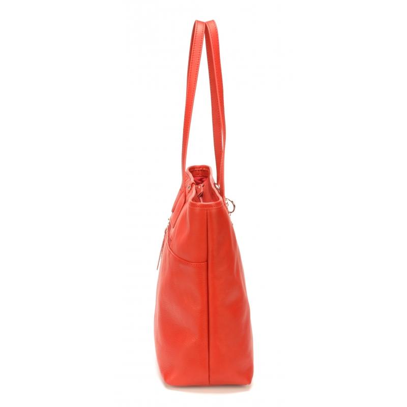 Sac shopping grand modèle Scarlet cuir