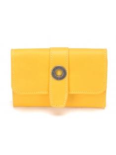 Porte monnaie Meghan cuir