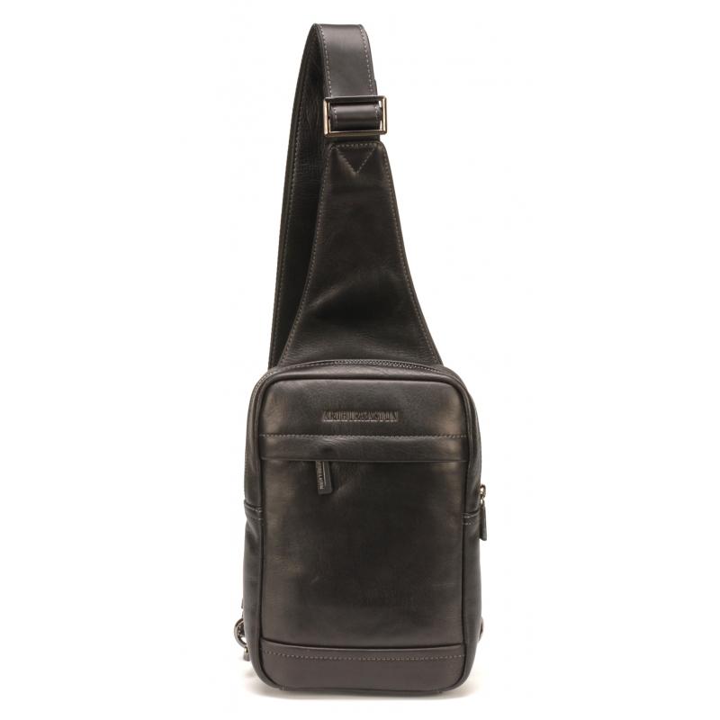Body bag Pablo cuir vachette plongé