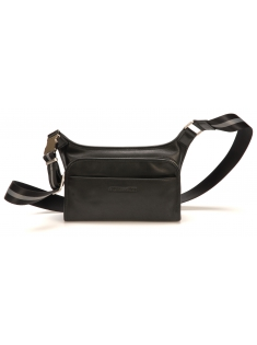 Body bag cuir vachette