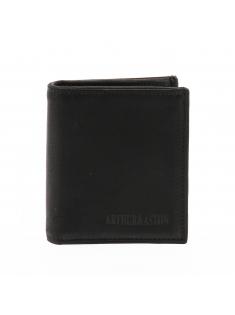 Porte-monnaie et cartes Louis cuir gras