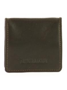 Porte-monnaie Louis cuir gras