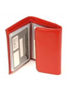 Porte-cartes Clémence en cuir