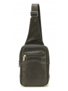 Grand body bag cuir Johany