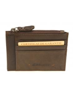 Porte-monnaies et cartes cuir Johany