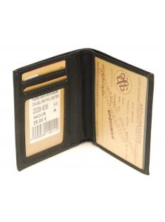 Porte cartes cuir Johany