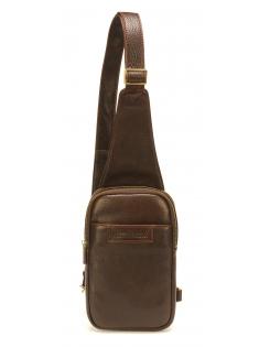 Body bag Gaspard cuir