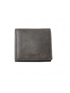 Porte-monnaie et cartes cuir destroy