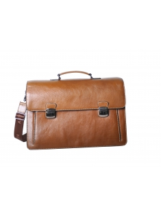 Cartable Georges Cuir Vachette
