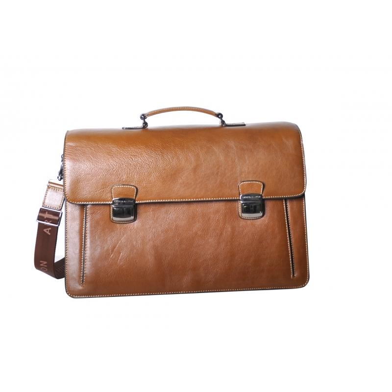 627a69ee55 Cartable Cuir Vachette - La boutique Arthur Aston